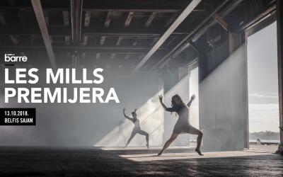PREMIJERA LES MILLS BARRE-A NA BELFIS-U 2018.